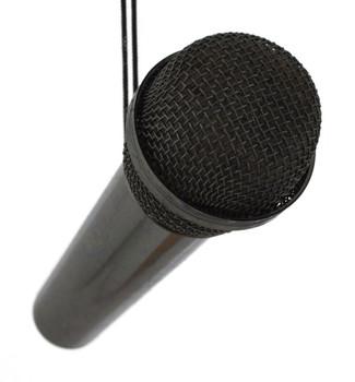 Microphone Ornament Mini Microphone Black top