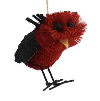 Buri Funky Halloween Owl Ornament