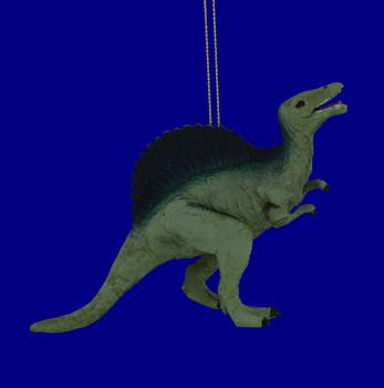 "Spinosaurus Rubber-Plastic Dinosaur Ornament, 3 1/2 x 5 1/4"", KAD2765_Spino"