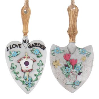 Love My Garden - Shovel Ornament