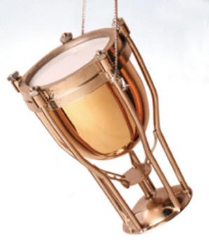 Timpani Drum Ornament Kettle Drum Ornament