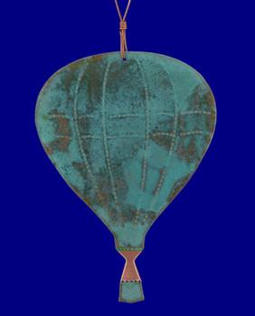 Copper Hot Air Balloon Ornament by Korman