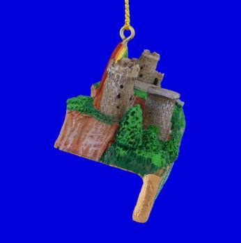 Ireland Castles Shelf Sitter Ornament side