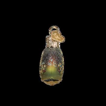 Pike Glass Ornament