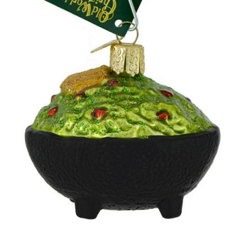 Guacamole Glass Ornament 32320 Old World Christmas