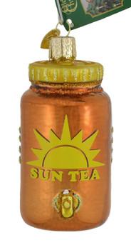 Sun Tea Glass Ornament 32323 Old World Christmas