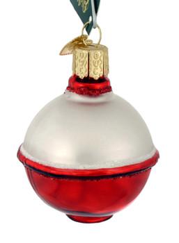 Fishing Bobber Glass Ornament 44115 Old World Christmas top