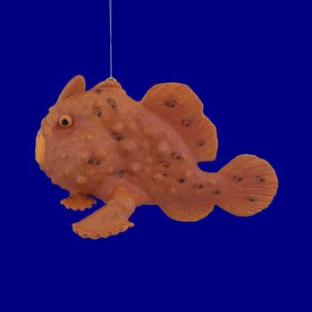 Frogfish Ornament Decor side view