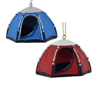 Small Pop-Up Dome Tent Ornaments