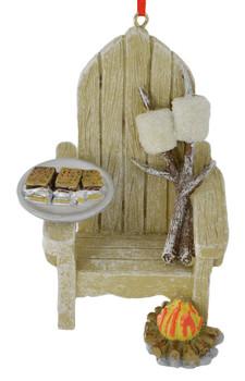 Campfire Chair Ornament