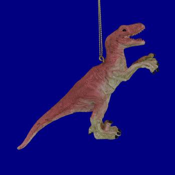 Break Resistent Velociraptor Dinosaur Ornament