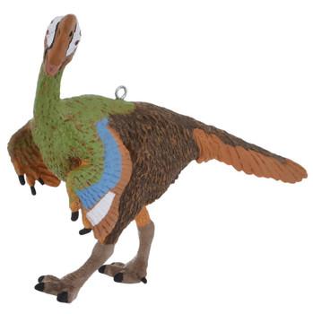 Citpati Dinosaur Ornament left side
