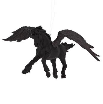 Midnight Pegasus Ornament