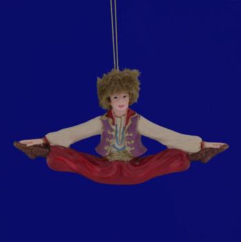 Russian International Dancer Ornament