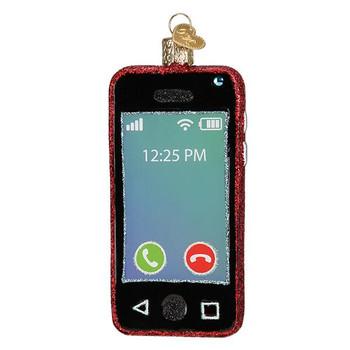 Smartphone Glass Ornament