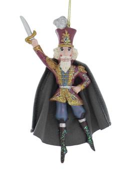 Beloved Nutcracker Ballet Prince Ornament