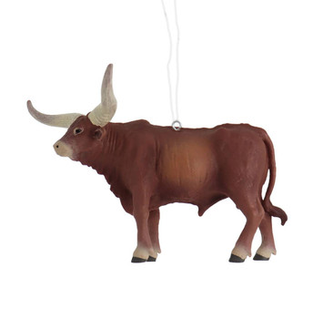 Watusi Bull Ornament