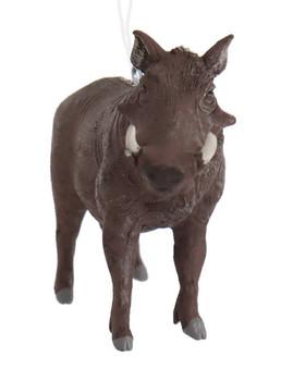 Warthog Ornament front