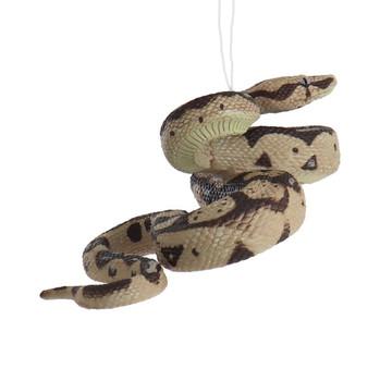 Boa Constrictor Ornament back