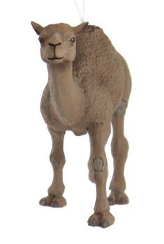 Dromedary Camel Ornament front