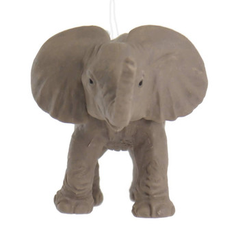 Baby Elephant Ornament front