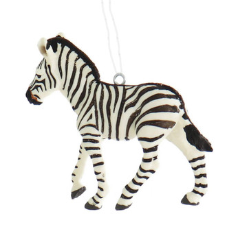Baby Zebra Ornament