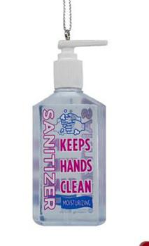 "Hand Sanitizer Ornament, 3 1/4"", KAA2027"