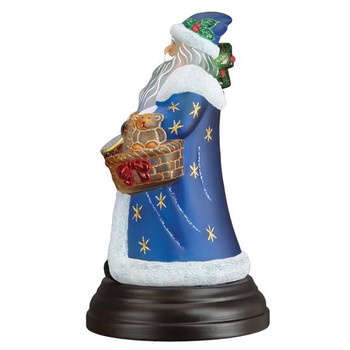 Regal Father Christmas Night Light side