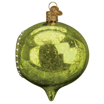 Limelight Flare Reflection Glass Ornament side