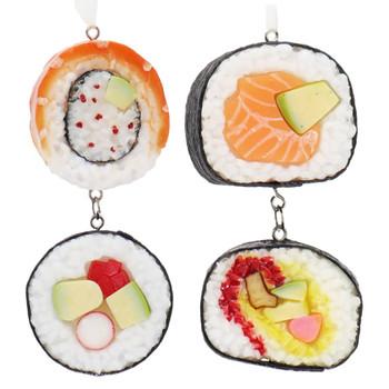 Sushi Dangle Ornament