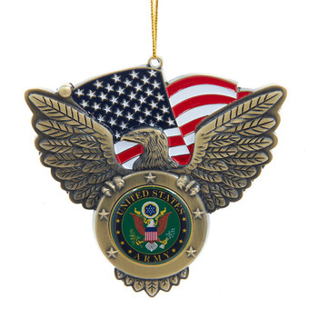 US Army Seal Ornament