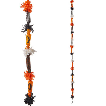 Wrapped Halloween Candy Garland