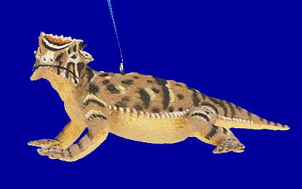 Horned Lizard Ornament aka Horned Toad