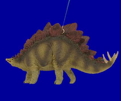 Stegosaurus Dinosaur Ornament Break Resistant