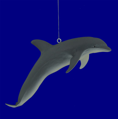 Break Resistant Bottlenose Dolphin Ornament