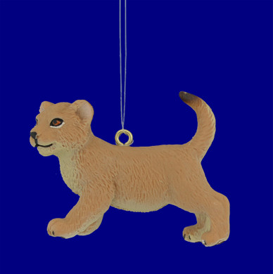 Mini Baby Lion Ornament