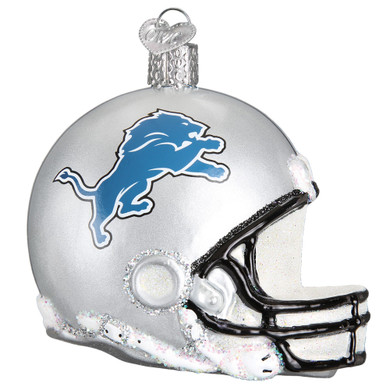 Detroit Lions Helmet Ornament 12645