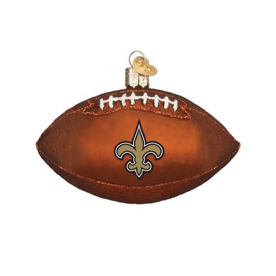 New Orleans Saints NFL Football Ornament 12626
