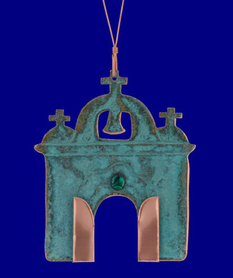 Catholic Mission Ornament
