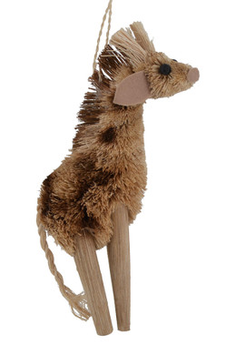 Buri Animal Giraffe Ornament