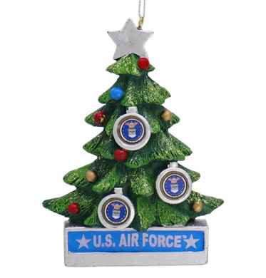 US Air Force Tree Ornament