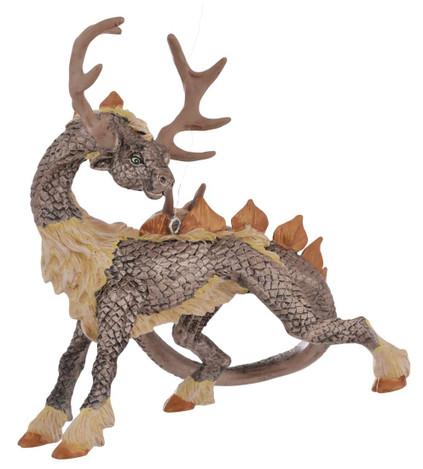 Forest Dragon Ornament