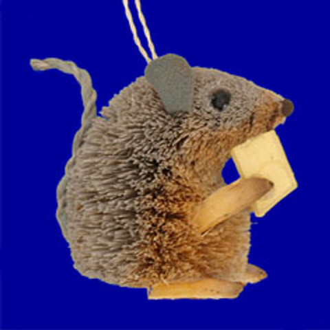 Buri Animal Mouse Ornament