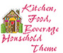 Kitchen, Household Theme Icon