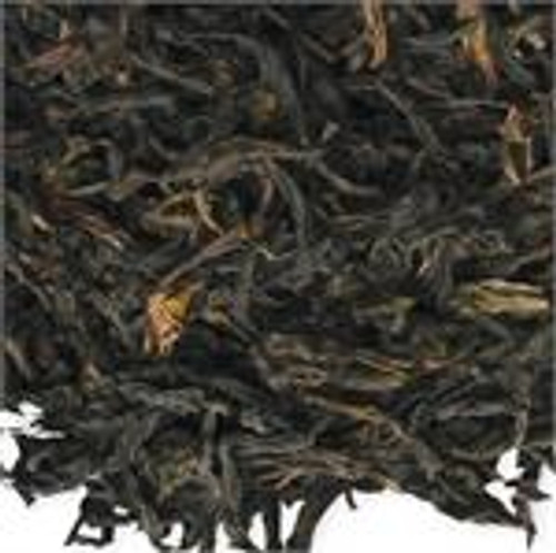 Excellent China Oolong with long wiry, curling leaf and deep nutty-woodsy flavor.