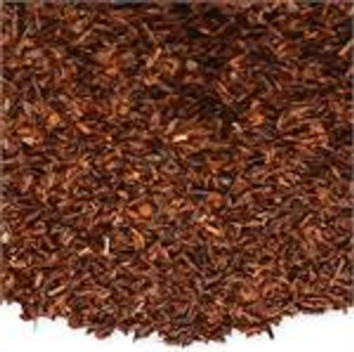"""Rich and full-bodied """"red tea"""", caffeine free, full of vitamins and antioxidants."""