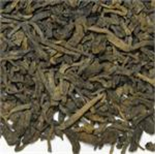 """Pu-erh Black tea (also called vintage or aged tea) is processed through a special fermentation process from 1000-year old Yunnan Province's tea trees in China and is made available in the black (Shou) variety (also called cooked or ripened Pu-erh tea). Though both the green (Sheng) and black (Shou) varieties undergo the same withering processes, the shou variety undergoes an additional fermentation step of """"cooking"""" (piling/heaping) and drying. Pu-erh tea can be stored for a very long time - the longer you keep it, the better it tastes, the higher its quality and medicinal benefits."""