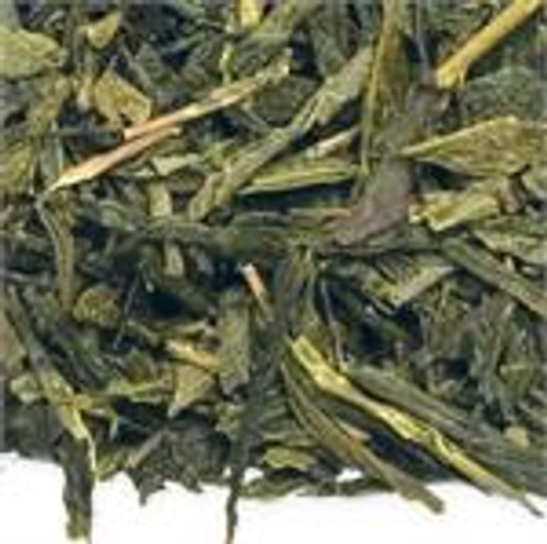 The freshest, greenest, most beautiful Chinese grown Sencha with a light but full character.
