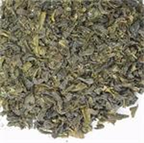 A delicate combination of light green tea and mint, delicious with honey.