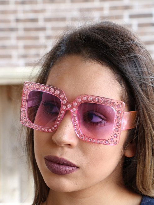 BLING LOVE Pink Pur